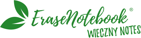 Erase notebook - logo