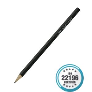 Ołówek Antybakteryjny czarny ISO