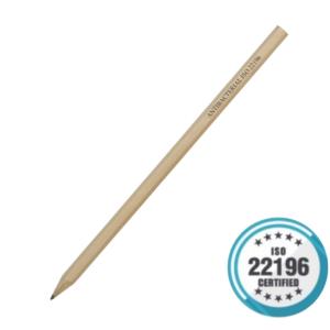 Ołówek Antybakteryjny drewno ISO