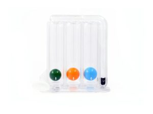 Spirometr - Front