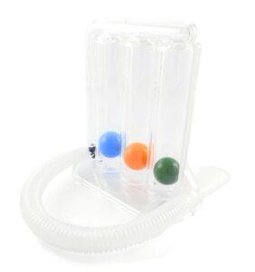 Spirometr - Ukos